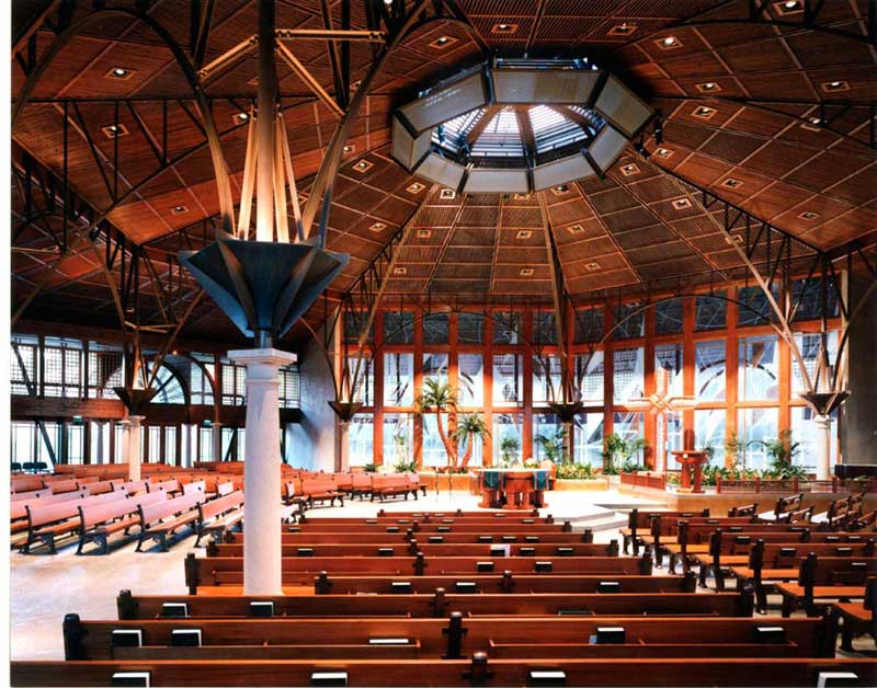 San Diego Structural Engineering - Churches - St  Gregory